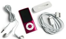 +PINK+ Apple iPod Nano MC050LL/A 8GB MP3 Player FM Tuner Video Camera Gr A++