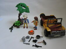 PLAYMOBIL 3018 Jungle or Safari explorers expedition with jeep