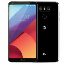 LG G6 - 32GB - Smooth Black AT&T