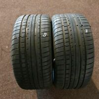 2x Goodyear Eagle F1 Asymetric 3 MOE 275/35 R19 100Y DOT 2918 7 mm RSC