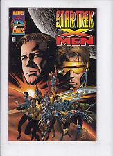 Star Trek / X-men 1-Shot vf/nm
