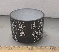 Plastic Dial Drum (NOS)