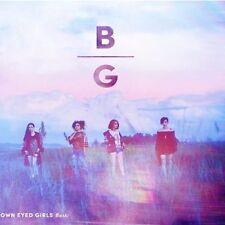 eldo BROWN EYED GIRLS -BASIC Vol.6 Album CD,4p Photo Card Sealed