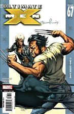 Ultimate X-Men #67 Wolverine Signed By Artist Tom Raney