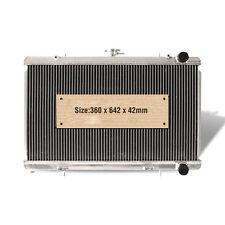 ALUMINIUM RADIATOR FITS FOR NISSAN 180SX 200SX S13 CA18DET 1.8 TURBO 1988-94