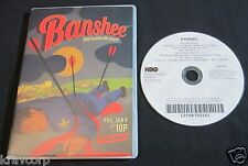 BANSHEE [CINEMAX SERIES] 2014 PROMO DVD