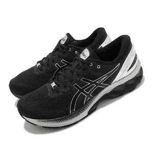 Asics Gel-Kayano 27 Platinum Black Silver Men Running Shoes Sneaker 1011B158-001