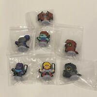 Dungeon Royale! Gatwick Games Miniatures Kickstarter Game Pieces Only