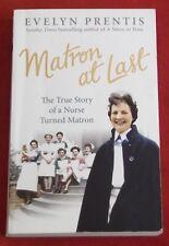 MATRON AT LAST ~ Evelyn Prentis