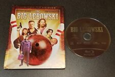 The Big Lebowski (Blu-Ray, Limited Edition DigiBook) Coen Brothers movie Dude