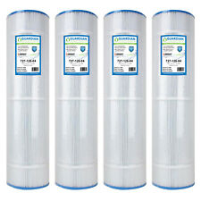 4 Pack Pool Spa Filters - Replaces C-7459 Pleatco PMA25-M FC-0800 - Jandy