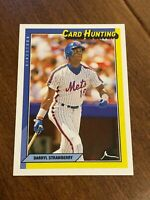 2019 Direct 360 Topps x Gary Vee Baseball C5 - Darryl Strawberry - New York Mets