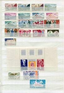 ANDORRA MMH Lot 120 Stamps