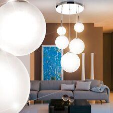 Design LED pendule Luminaire De Plafond Verre Boules Luminaire Suspendu La vie