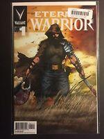 Eternal Warrior #1 Vol 2  Cover B Variant Trevor Hairsine PullBox 2013
