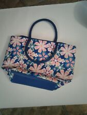 INSULATED TOTE/ Lunch Bag..12inchs X 8inch GREAT SUMMER Bag
