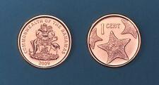 BAHAMAS 1 CENT UNC COIN # 2152