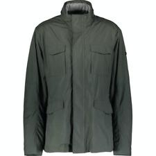 HACKETT Jersey Lined Field Jacket - Olive - XXL - £355