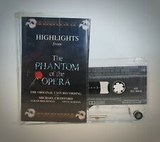 Phantom Of The Opera - Highlights From