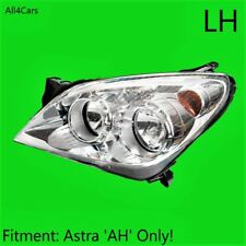 Holden Astra AH Only Chrome Head Light 2004 2005 2006 2007 2008 2009 Left Side