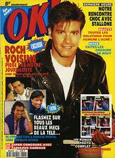 Magazine OK! n°843,  Roch VOISINE, MADONNA,  Jil CAPLAN,  Sylvester STALLONE