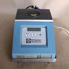 Belllingham + Stanley RFM 110 Refractometer Brix tester sugar meter 240 V