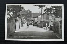 More details for postcard bembridge village isle of wight unposted the