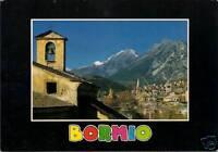 CARTOLINA D'EPOCA BORMIO LOMBARDIA SONDRIO C6819