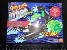 SpiderMan Venom Motorized Hydro Jet New Marvel Toy Biz