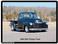 1948 GMC Pickup Truck Refrigerator / Tool Box  Magnet