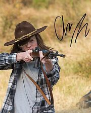 CHANDLER RIGGS #3 10X8 PRE PRINTED (SIGNED) LAB QUALITY PHOTO REPRINT - FREE DEL