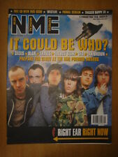 NME 2000 FEB 5 OASIS BLUR TRAVIS FATBOY SLIM SFA PRIMAL