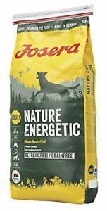 5,53€/kg JOSERA Nature Energetic Hundefutter getreidefrei ohneKartoffel 5x 900gr