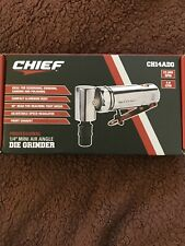 "*NEW* CHIEF 1/4"" Professional Mini Air Angle Die Grinder (64869)"