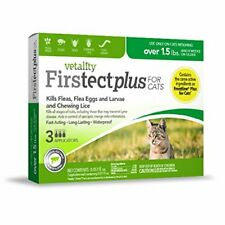 Firstect Firstect Plus For Cats