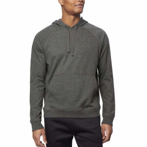 32 Degrees Men's Pullover Hoodie Gray