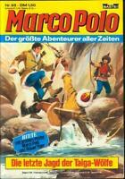 Marco Polo Nr.95 von 1978 mit Poster - TOP Z1 BASTEI ABENTEUER COMICHEFT