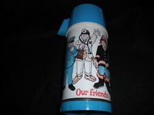 1973 Our Friends Thermos for Metal Lunch Box * Excellent Vintage Rare Universal