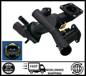 THERMOSTAT HOUSING + SENSOR FOR LANDROVER DISCOVERY 3