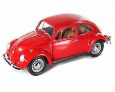 Yat Ming YM92078RD Volkswagen Beetle 1967 rouge 1:18 modélisme