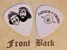CHEECH & CHONG band logo signature guitar pick  -W