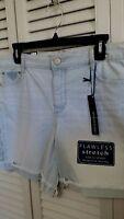 Bandolino Mandie Embroidery Shorts NWT Size 12