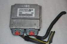 L-1812 OPEL ENGINE CONTROL UNIT ECU 16227049MF
