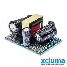 XCLUMA AC-DC POWER SUPPLY STEP DOWN MODULE  AC 220V TO DC 5V 700mA 3.5W BE0227