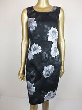SPORTSCRAFT SIGNATURE DRESS  PENCIL FLORAL DRESS -   10