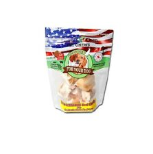 Not Rawhide Beef Chunks for Dog treat - 5 pc Truly Natural