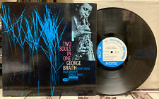 George Braith - Two Souls In One - Blue Note BLP 4148 Mono LP VG++ RVG