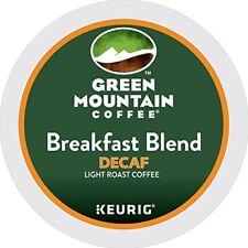 Green Mountain Coffee Breakfast Blend Decaf, 96 Ct