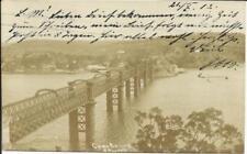 New South Wales - Real Photo postcard view Como Bridge Sydney