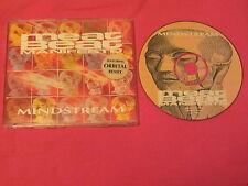 "Meat Beat Manifesto Mindstream UK CD single (CD5 / 5"") BIAS232CDR"